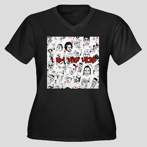 hiphopcards Plus Size T-Shirt