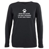 Dog Long Sleeve