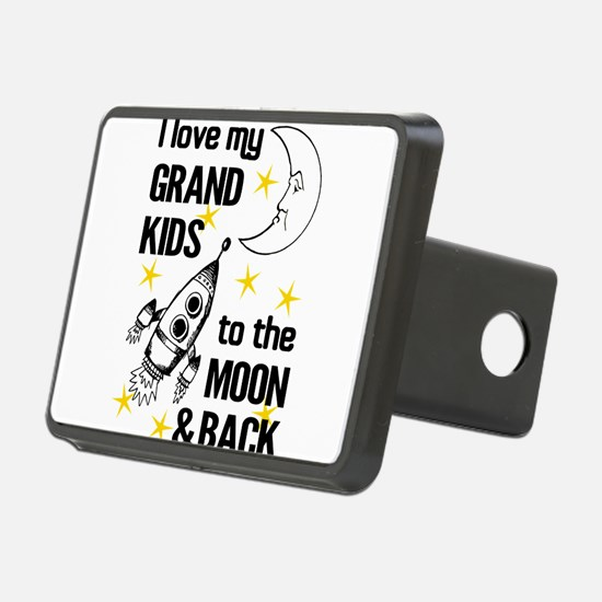 I Love My Grand Kids To Th Hitch Cover