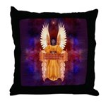 #127 personalized : Throw Pillow