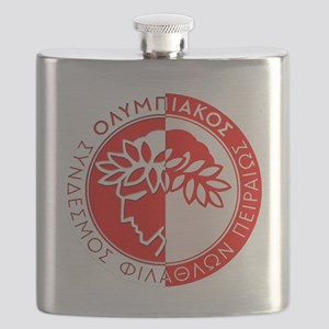 Olympiacos FC 4 Flask