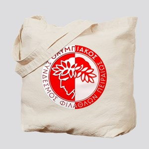 Olympiacos FC 4 Tote Bag