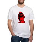 KarmaPolice_Red-Black T-Shirt