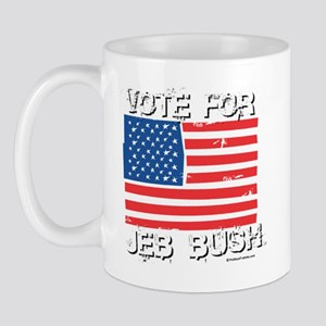 Vote for Jeb Bush Mug