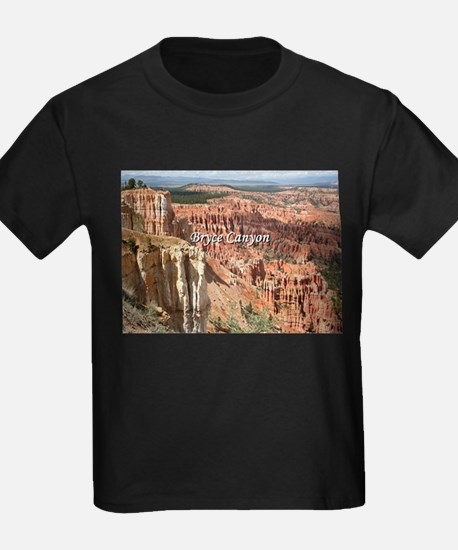 Bryce Canyon, Utah 21 (caption) T-Shirt