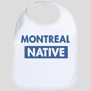 MONTREAL native Bib