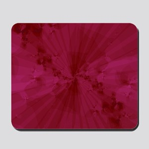 Shattered in Magenta Mousepad