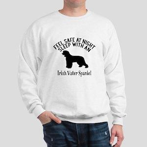 Feel Safe At Night Sleep With Irish Wat Sweatshirt