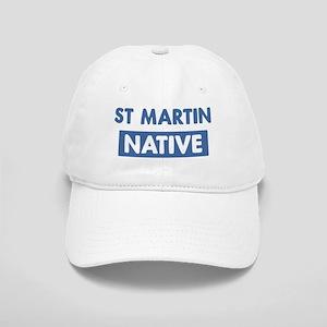 ST MARTIN native Cap