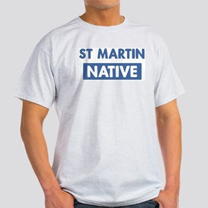 ST MARTIN native Light T-Shirt