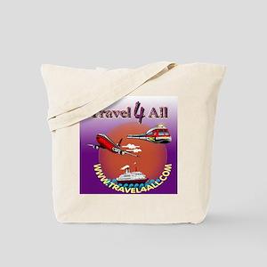 Tote Bag w/ Colorized logo