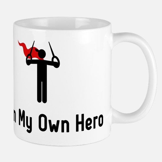 Still Rings Hero Mug