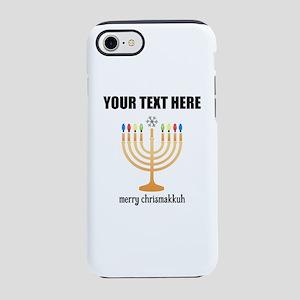 Personalized Chrismakkuh iPhone 8/7 Tough Case