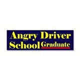"Angry driver 3"" x 10"""