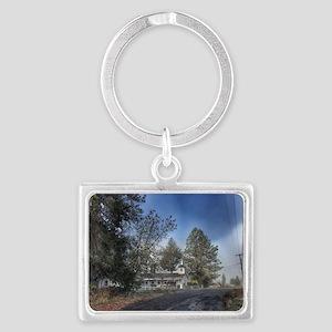 Landscape Keychain