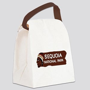Sequoia National Park, California Canvas Lunch Bag