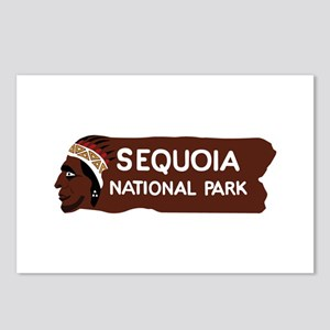 Sequoia National Park, Ca Postcards (Package of 8)