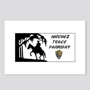 Natchez Trace Parkway, Al Postcards (Package of 8)