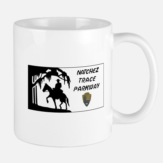 Natchez Trace Parkway, Alabama - USA Mug