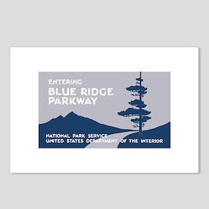 Blue Ridge Parkway, VA & Postcards (Package of 8)