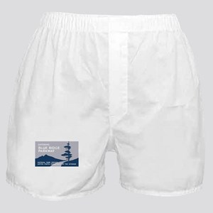 Blue Ridge Parkway, VA & NC - USA Boxer Shorts