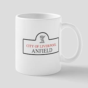 Anfield Borough, Liverpool, UK Mug