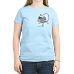 Frilled Lizard Women's Light T-Shirt