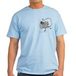 Frilled Lizard Light T-Shirt
