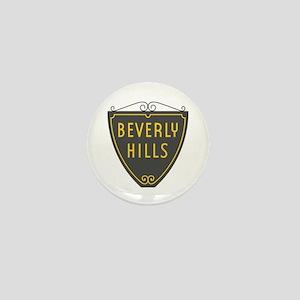 Beverly Hills, LA, California - USA Mini Button