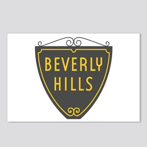 Beverly Hills, LA, Califo Postcards (Package of 8)