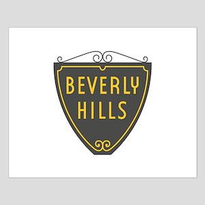 Beverly Hills, LA, California - USA Small Poster