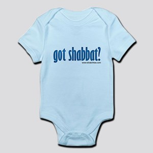 Got Shabbat? Infant Bodysuit