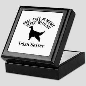 Feel Safe At Night Sleep With Irish S Keepsake Box