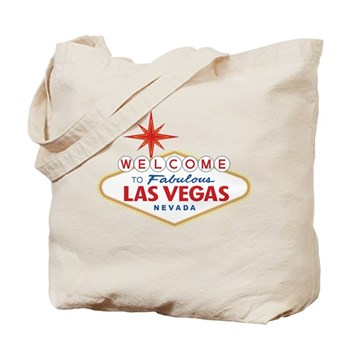Welcome to Fabulous Las Vegas, NV Tote Bag
