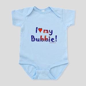 I love my Bubbie Infant Bodysuit