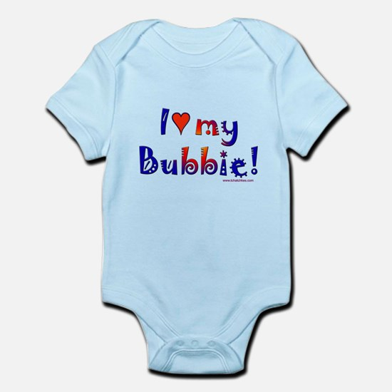 I love my Bubbie Infant Bodysuit