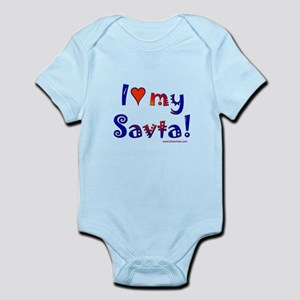 I love my Savta Infant Bodysuit