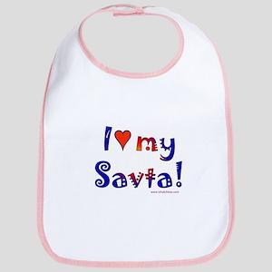 I love my Savta Bib