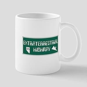 Extraterrestrial Highway, Nevada - USA Mug