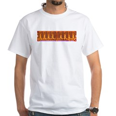 Electro Circuitry White T-Shirt