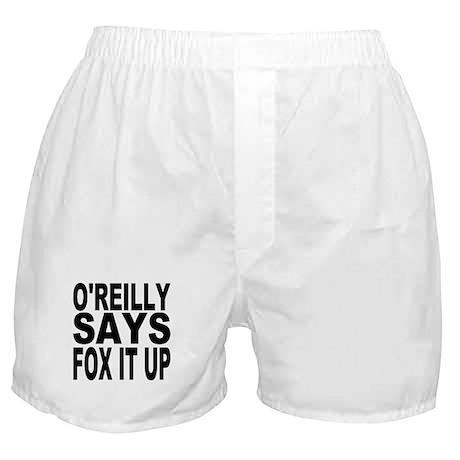 FOX IT UP Boxer Shorts