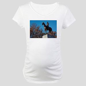Gettysburg National Park - Rober Maternity T-Shirt