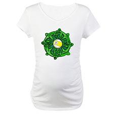 Irish Invader 9 Ball Maternity T-Shirt