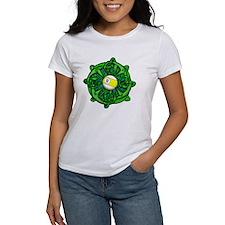 Irish Invader 9 Ball Billiards Women's T-Shirt