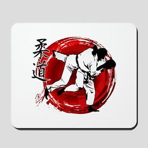 Judo Mousepad