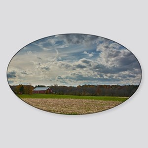 Gettysburg National Park - Farm Country Sticker