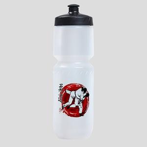 Judo Sports Bottle