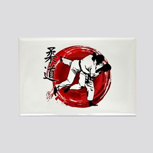 Judo Magnets