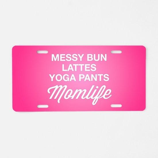 MomLife Aluminum License Plate