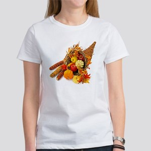 Thanksgiving Cornucopia Women's T-Shirt